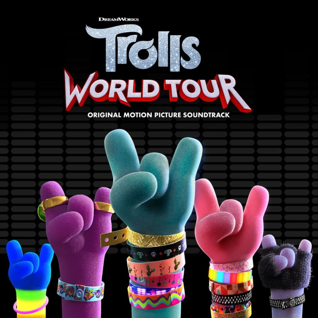 SZA, Justin Timberlake, Trolls World Tour, RCA Records, Vaughn Lowery, 360 Magazine,