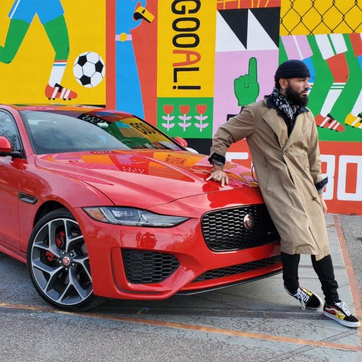 Tyler Jacob, sports sedan, Jaguar, XE, R-Dynamic, auto, automotive news, automotive trends, Vaughn Lowery, 360 MAGAZINE