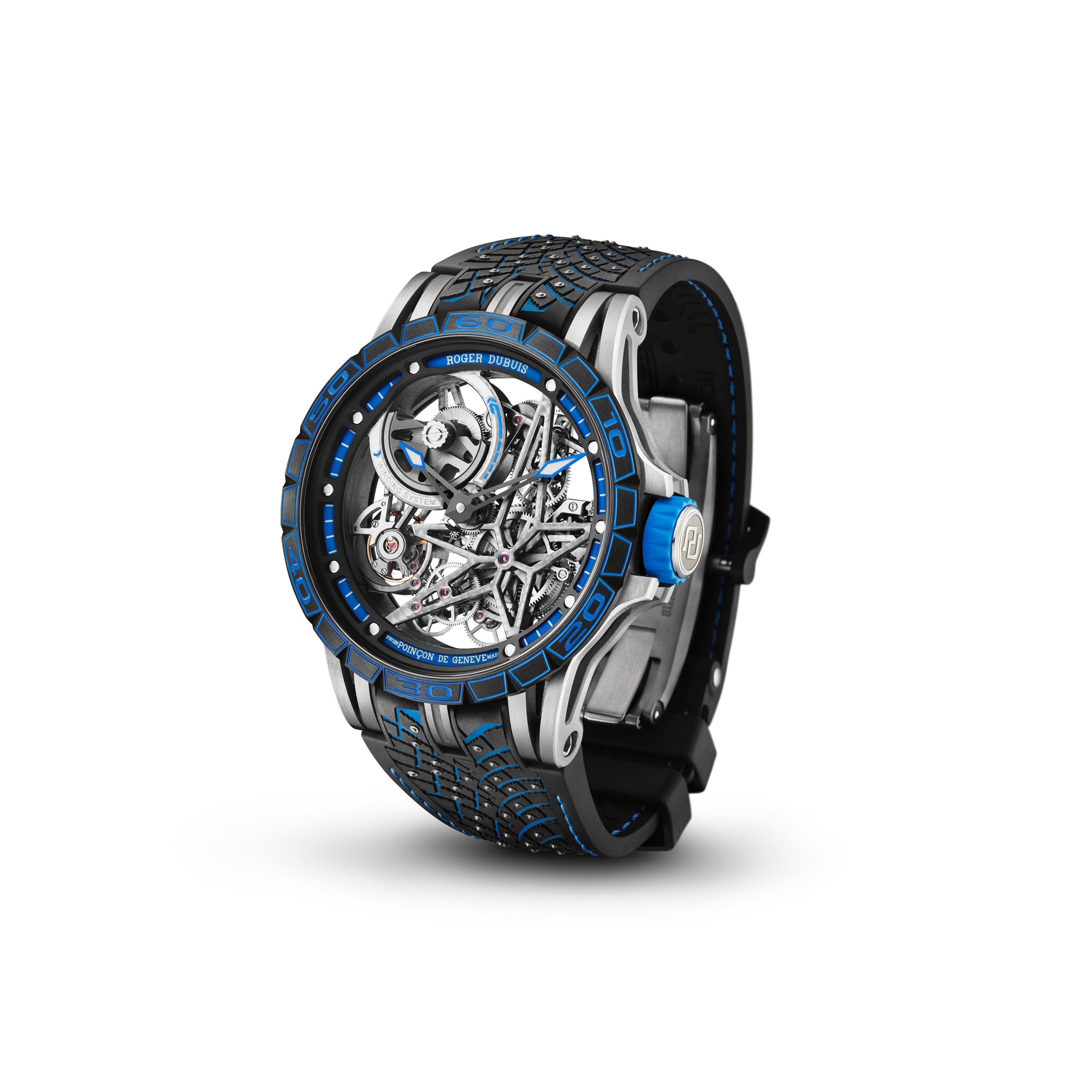 Pirelli Tires, Roger Dubuis, Watches, Vaughn Lowery, 360 Magazine,