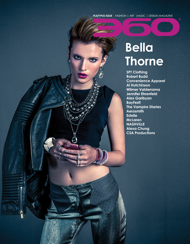 360 Issue 10 – Bella Thorne
