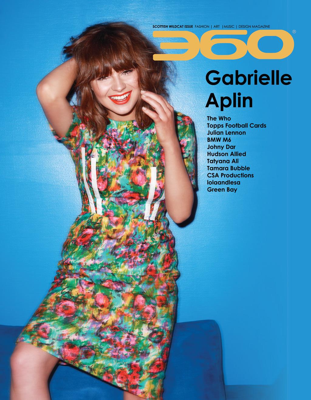 360 Issue 11 – Gabrielle Aplin
