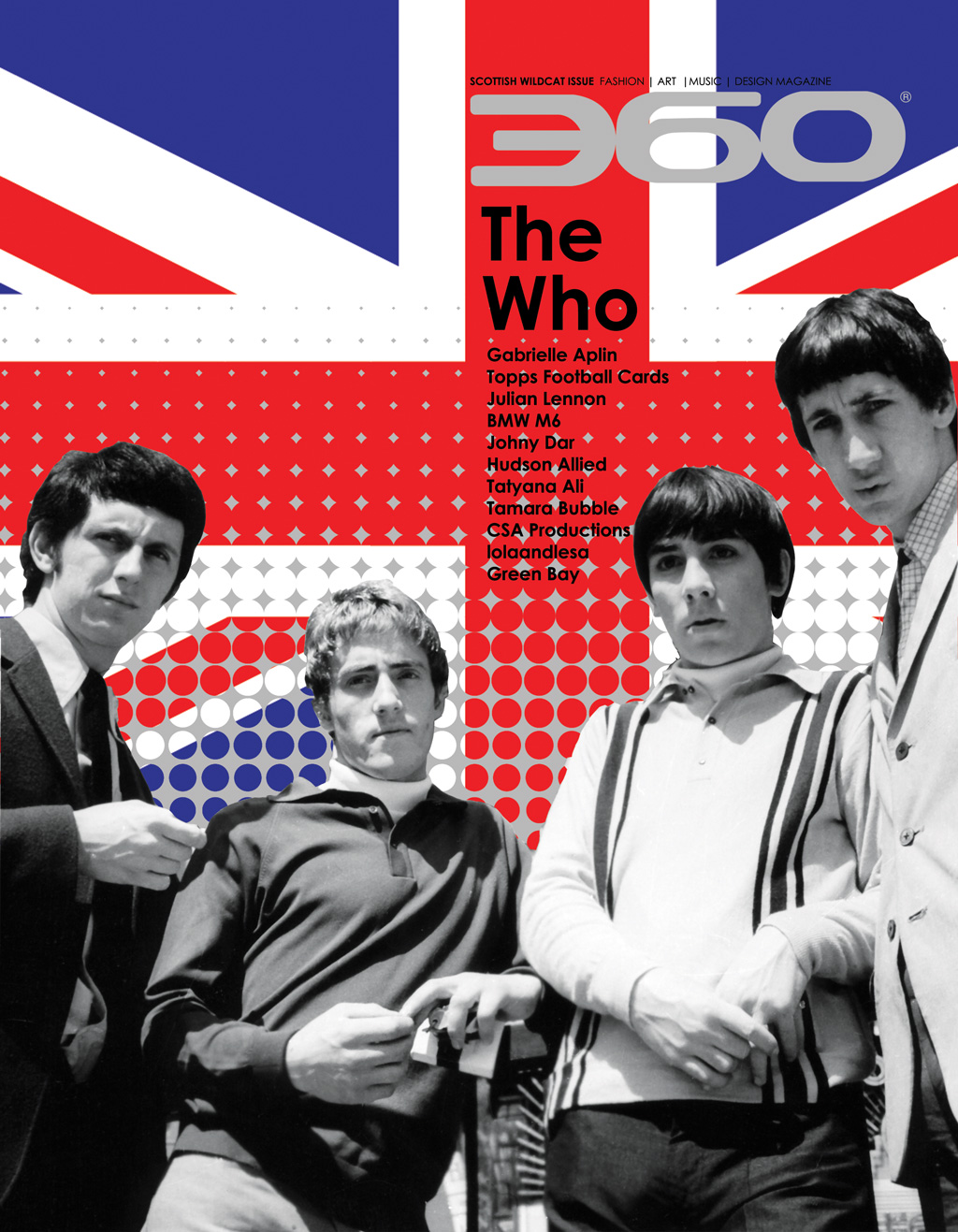 360 Issue 12 – The Who
