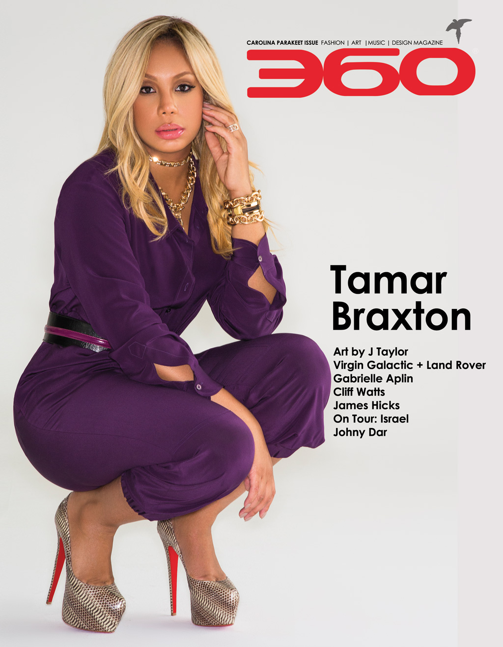 360 Issue 13 – Tamar Braxton