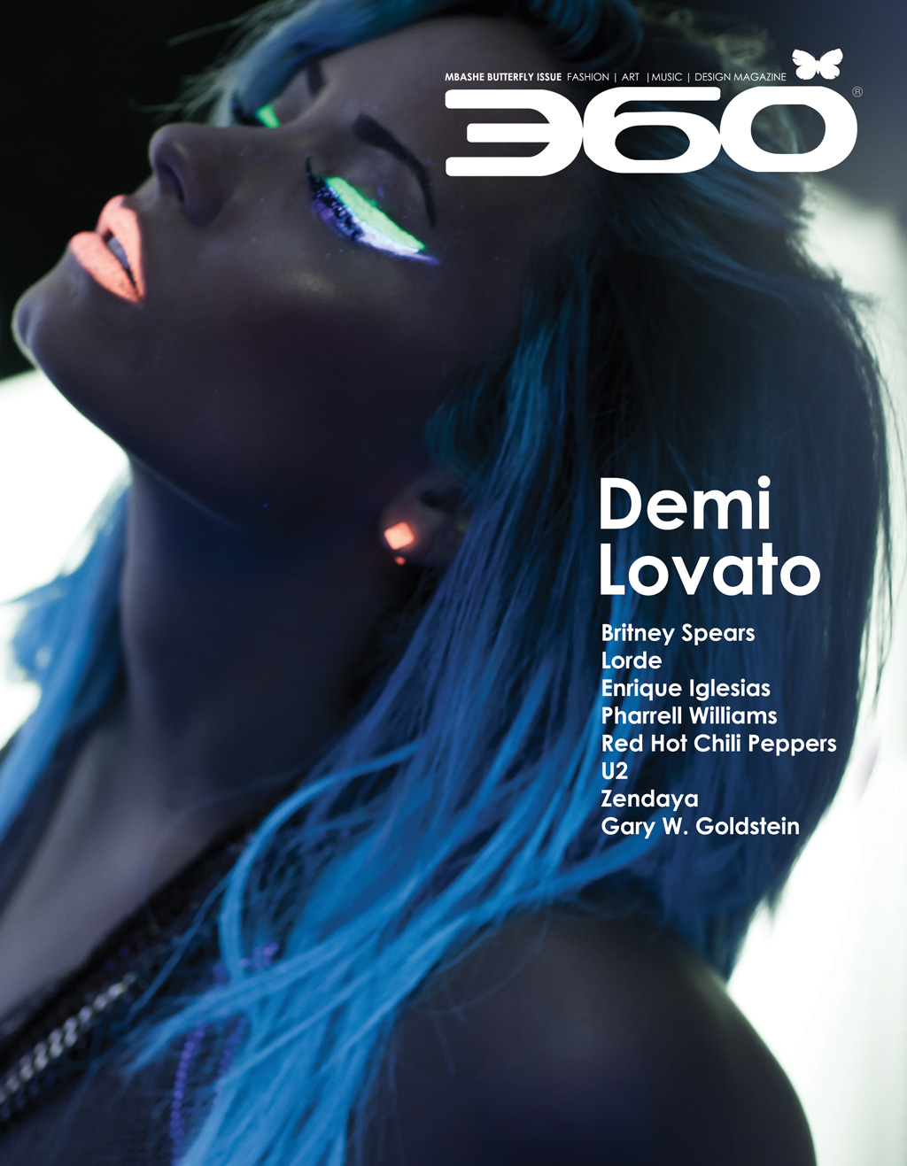 360 Issue 14 – Demi Lovato
