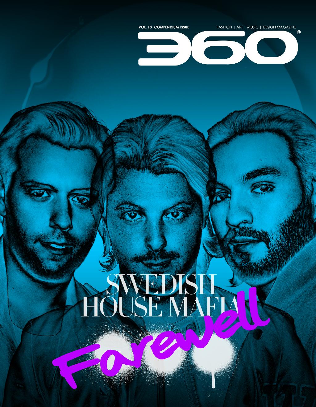 360 Issue 19 – Swedish House Mafia