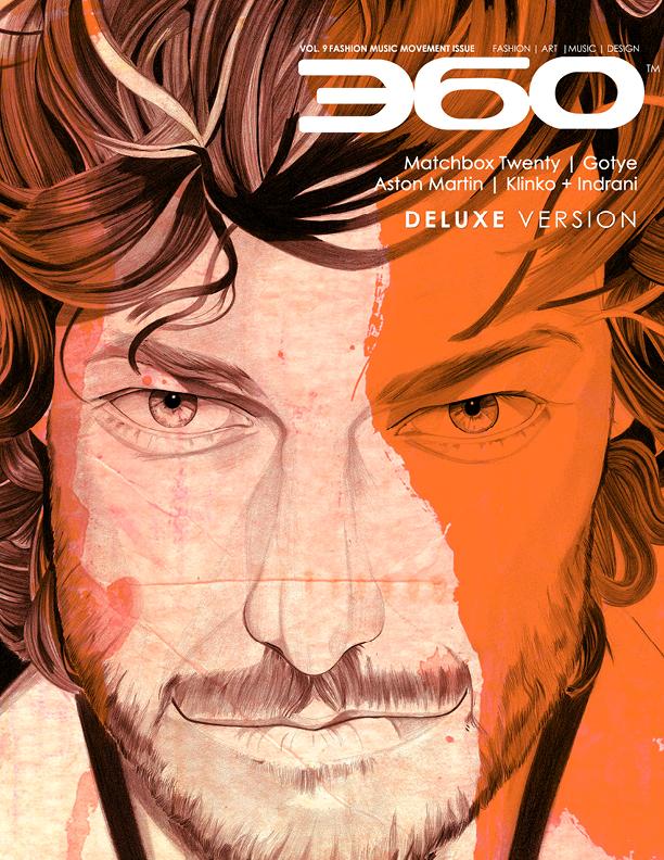 360 Issue 21 – Matchbox Twenty