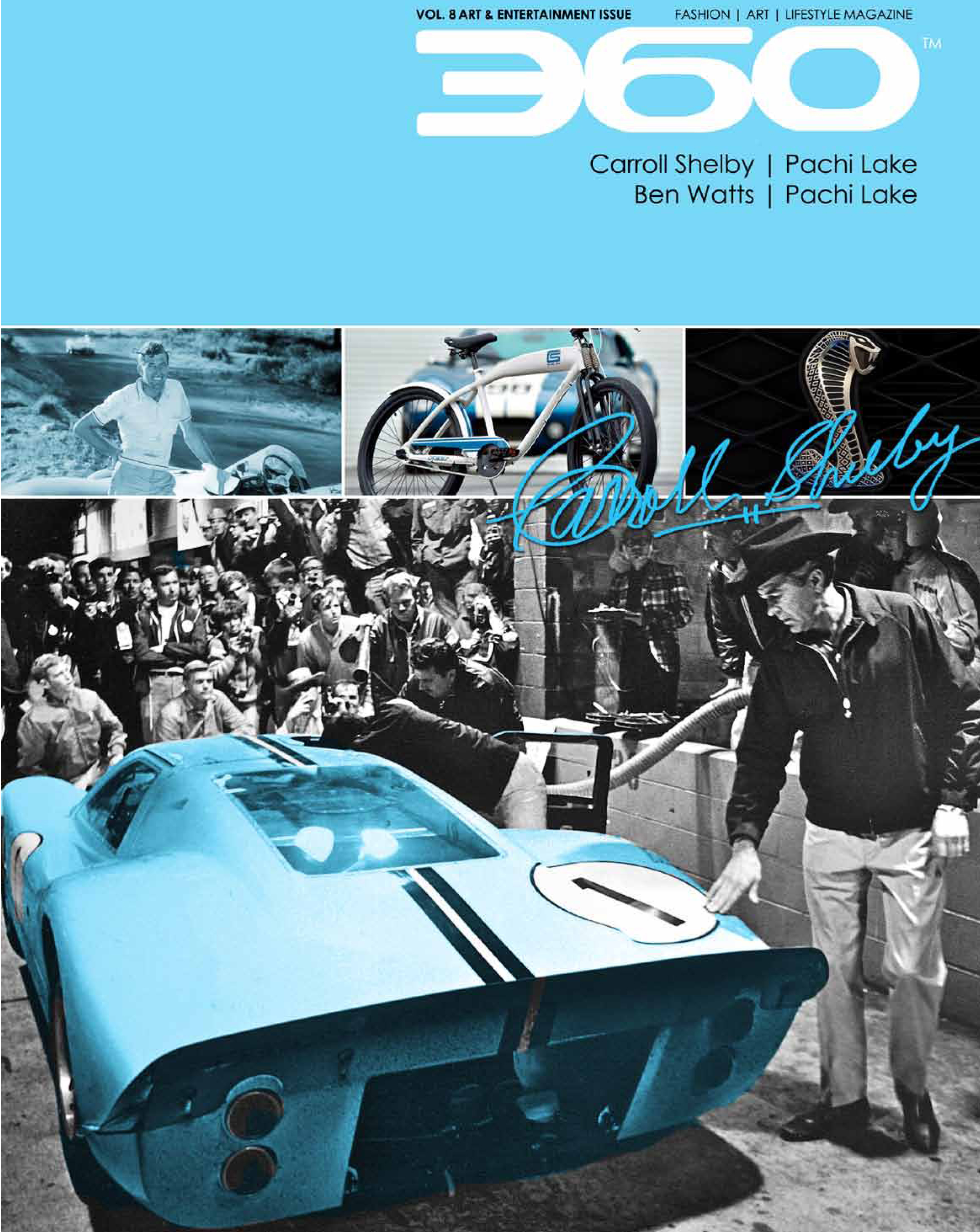 360 Issue 22 – Carroll Shelby