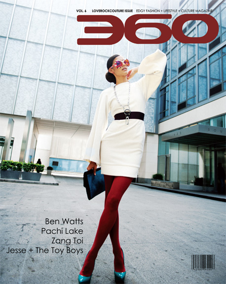 360 Issue 25 – Ben Watts