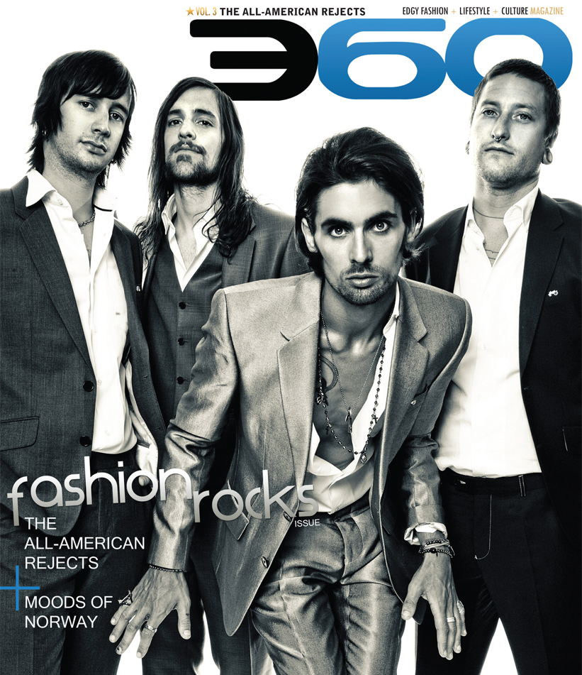 360 Issue 27 – All American Rejects