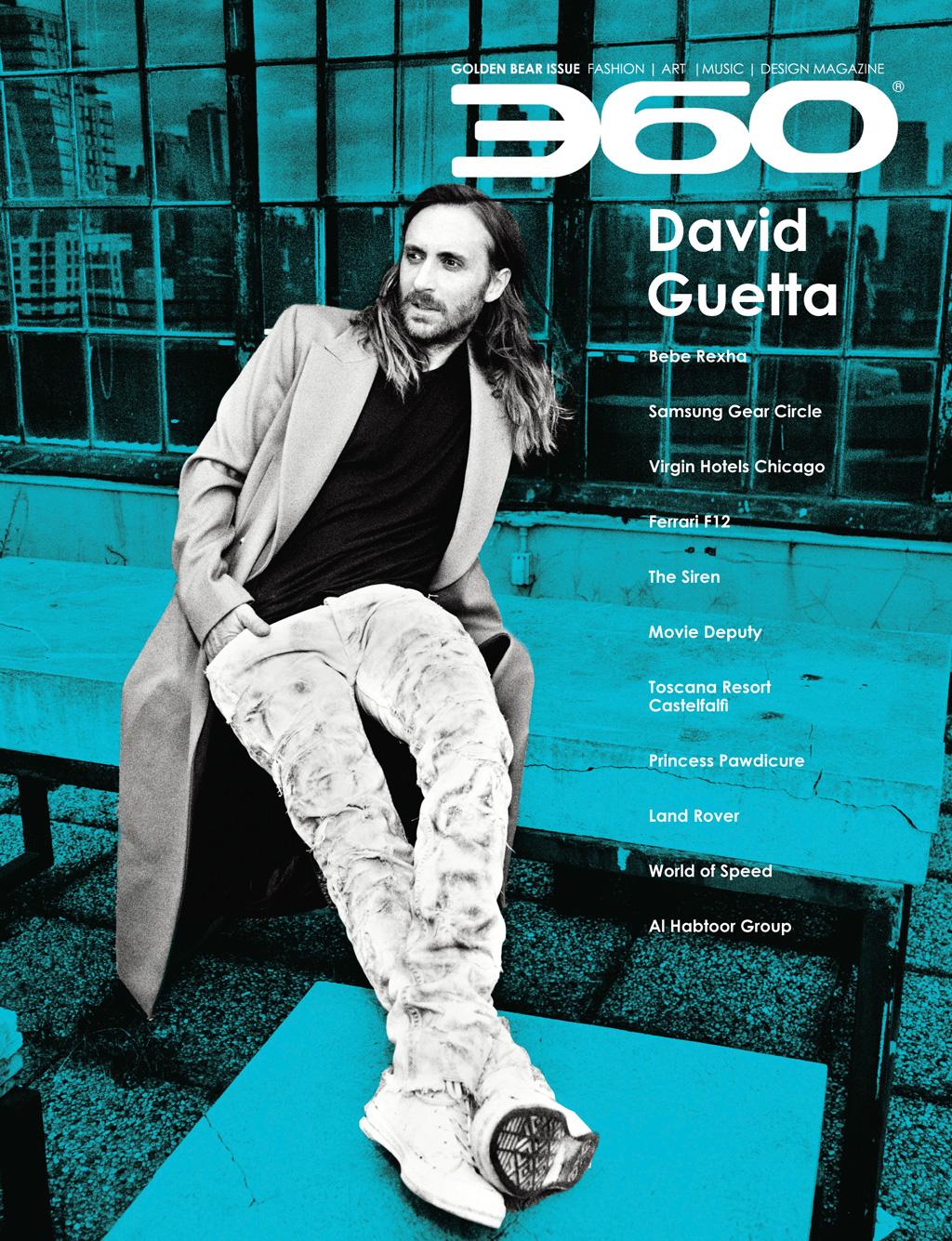 360 Issue 5 – David Guetta