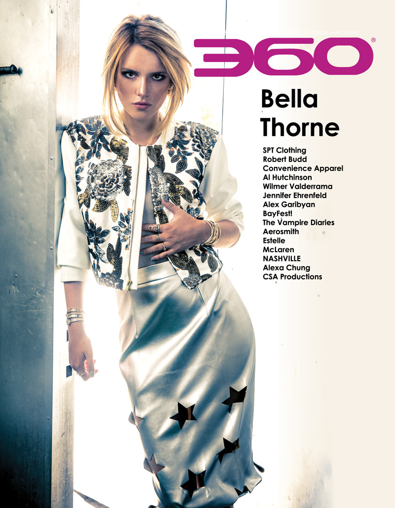 360 Issue 9 – Bella Thorne